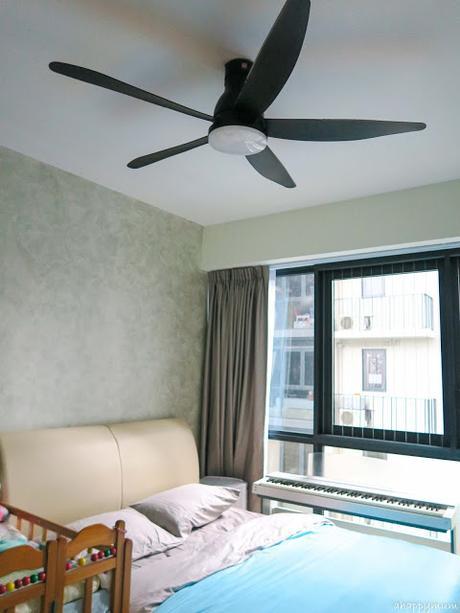 ... Cooler, Safer Home Review of KDK Ceiling Fan Part I - Paperblog