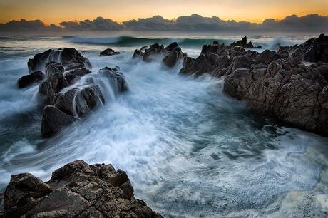Minnamurra Beach South Coast Australia