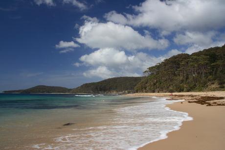 Pebbly Beach, South Coast Australia