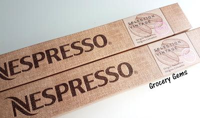 Review: Nespresso Selection Vintage 2014 - Limited Edition