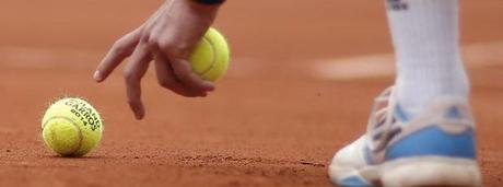 What's The Call: Picking Up Stray Tennis Balls