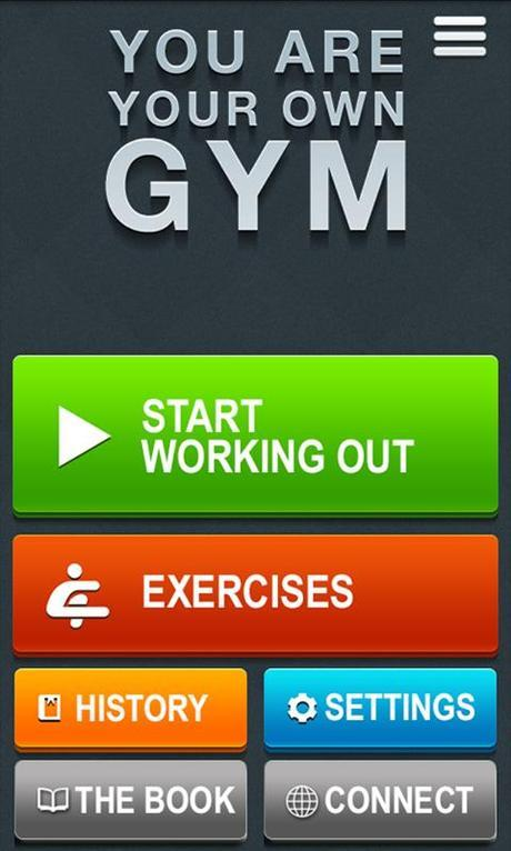 You Are Your Own Gym - screenshot