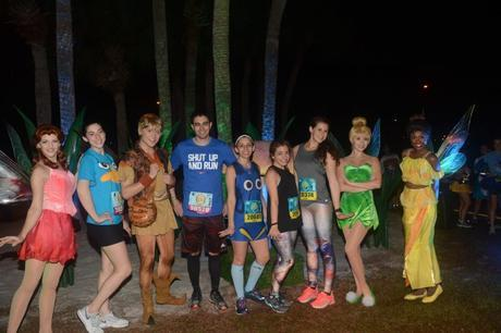 Disney Princess 2017 10K Race Recap