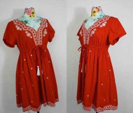 A Woman's Dress