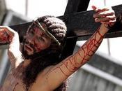 Nailing Jesus Cross