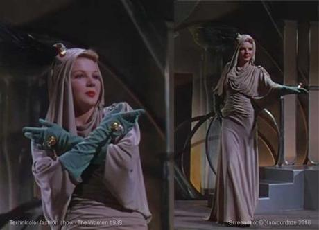 Technicolor-fashion-show---The-Women-1939---Gilbert-Adrian