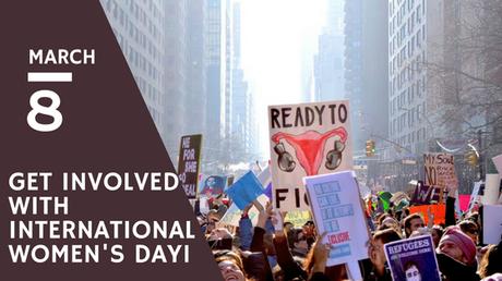 Get Involved on International Women's Day