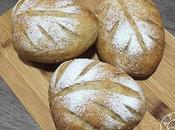 藜麥鄉村麵包 (水合折疊法)