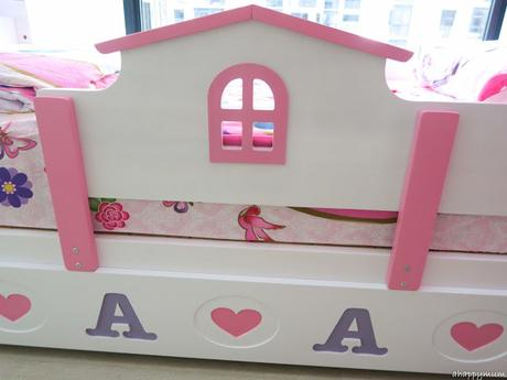 A Happy Home - The Girls' Room
