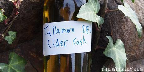 Tullamore DEW Cider Cask Label