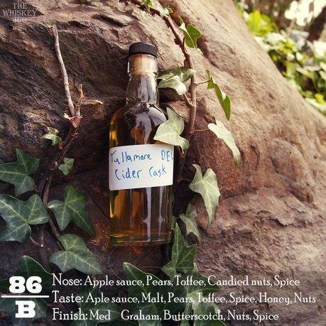 Tullamore DEW Cider Cask Review