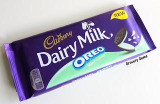 Review: New Cadbury Dairy Milk Oreo Peanut Butter Flavour & Mint Flavour