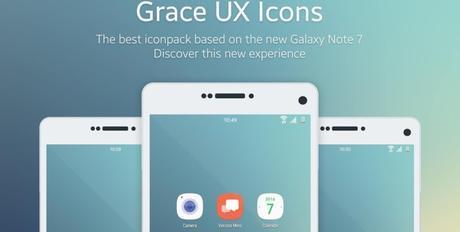Grace UX – Icon Pack v5.5.3 APK