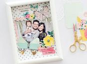 Crate Paper Design Team Birthday Frame