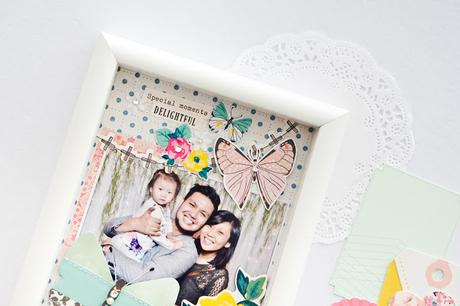Crate Paper Design Team : Birthday Frame