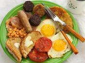 Ulster Fry: Full Monty Breakfast, Irish Style #StPatricksDay