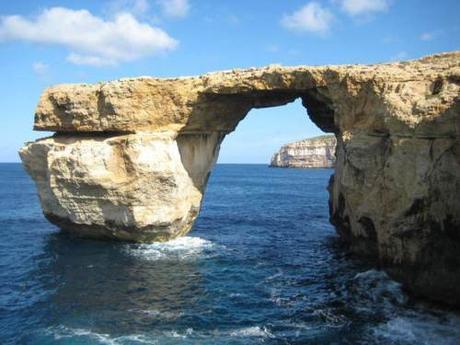 azure window of malta