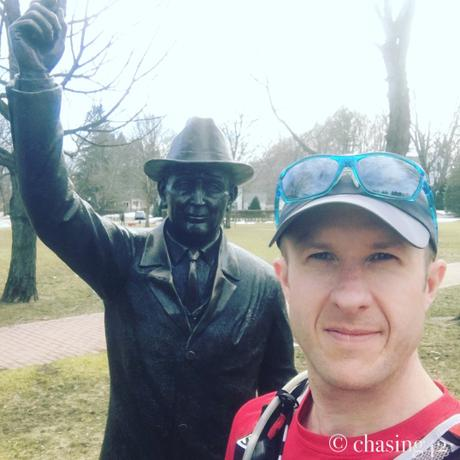 My Rogue Boston Marathon Adventure