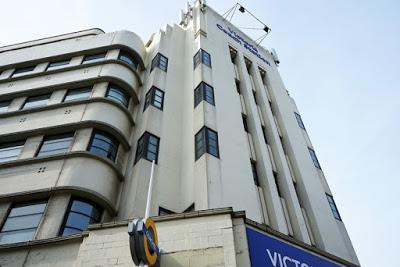 Victoria Coach Station, happy 85th birthday!