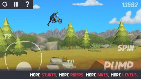 Pumped BMX 3 Review For iOS, Android