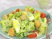Green Goddess Bibb Salad #SundaySupper
