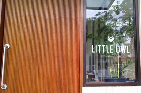 A Neighborhood Cafe Called the Little Owl