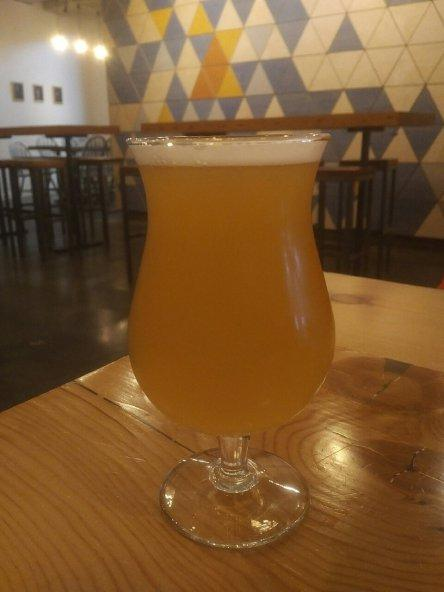 Wild Saison with Pear – Luppolo Brewing