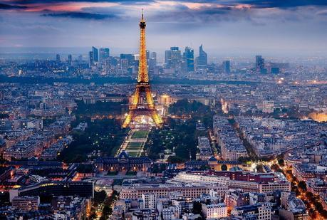 French capital launched the most ambitious project of modernization