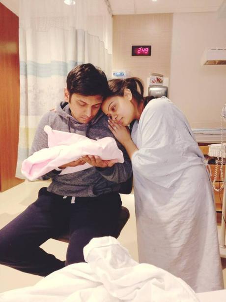 Mia's birth story