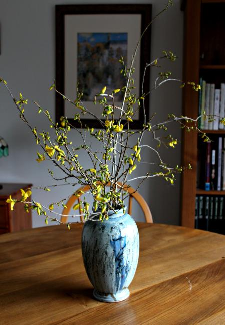 In a Vase on Monday: Yellow