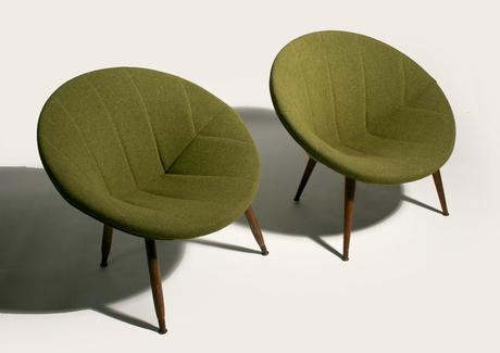 Circular Lounge Chair