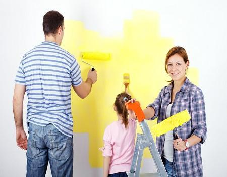 How To Keep Your Surface Clean When Painting Your House?