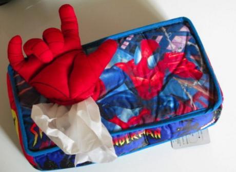 Spider-Man Tissue Holder