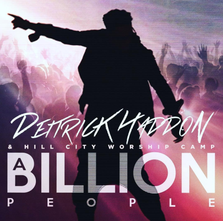 "NEW VIDEO: Deitrick Haddon ""A Billion People"""