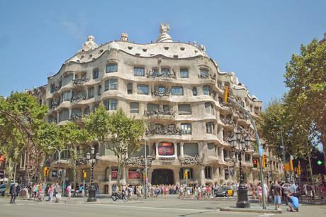 All about Gaudi Buildings in Barcelona