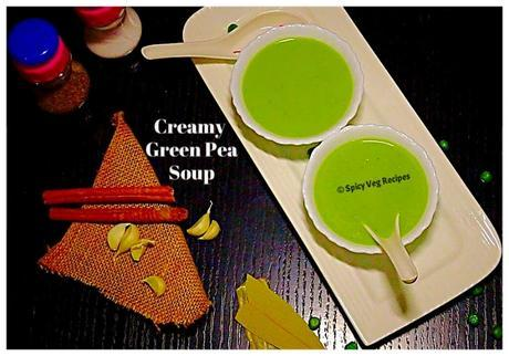 Green-Peas-Soup-Recipe-matar- creamy-spicy-veg-recipe