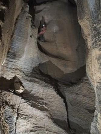 Sima De La Cornisa Cave, Spain