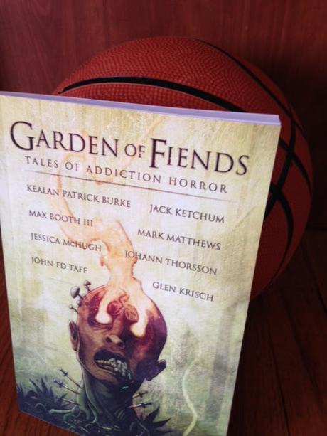 GARDEN OF FIENDS MARCH MADNESS CONTEST! Win a paperback or one of ten kindle copies