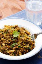 Indian Cabbage Stir-Fry