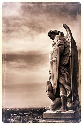 Saint Michael's Shield: A Tribute to Caleb White (February 24, 1993 - March 4, 2017)
