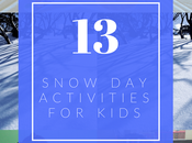 Snow Activities Kids