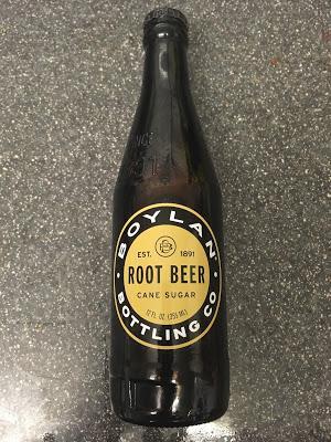 Today's Review: Boylan Bottling Co. Root Beer