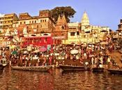 Ghats River Ganges Varanasi