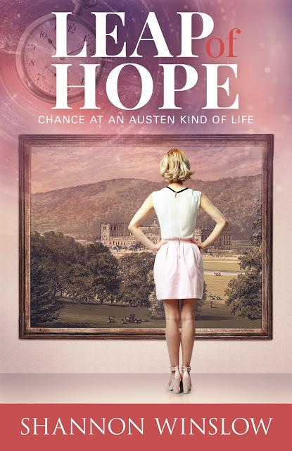 SHANNON WINSLOW PRESENTS LEAP OF HOPE FROM HER NEW CROSSROADS COLLECTION
