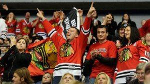 blackhawks fans