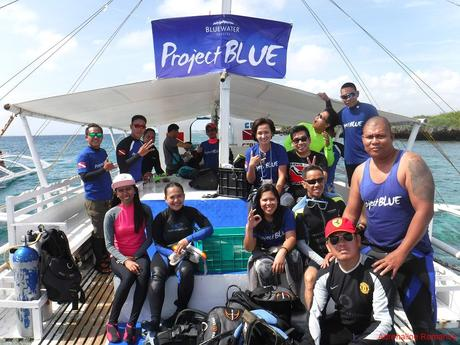 Project Aware Dive Against Debris