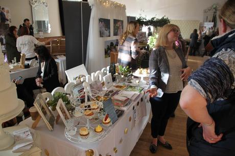 Decidedly Different Exeter Castle Vintage Wedding Fair