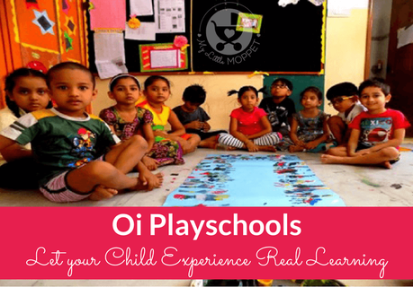 Oi Playschools are the perfect place to help your child experience real learning. With play opportunities and real life scenarios, learning is lots of fun!