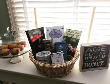 A Little Gift Book Basket