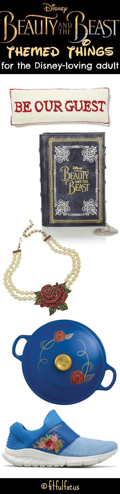 Beauty & The Beast Themed Things For The Disney-Loving Adult